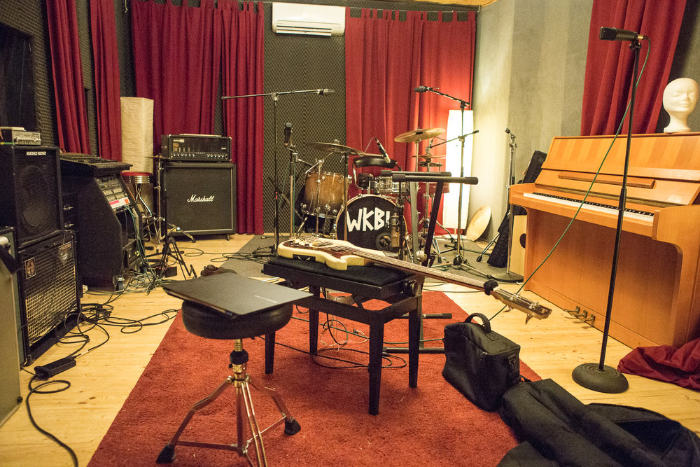 WKBL - Studio Session 2017