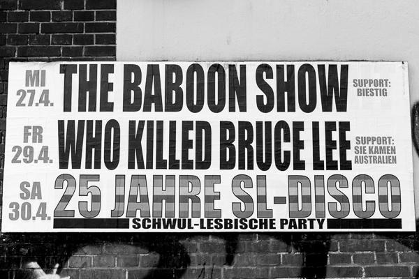 Who Killed Bruce Lee - Flensburg 2016
