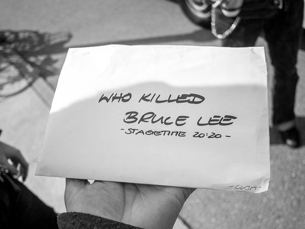 Who Killed Bruce Lee - L�beck 2016