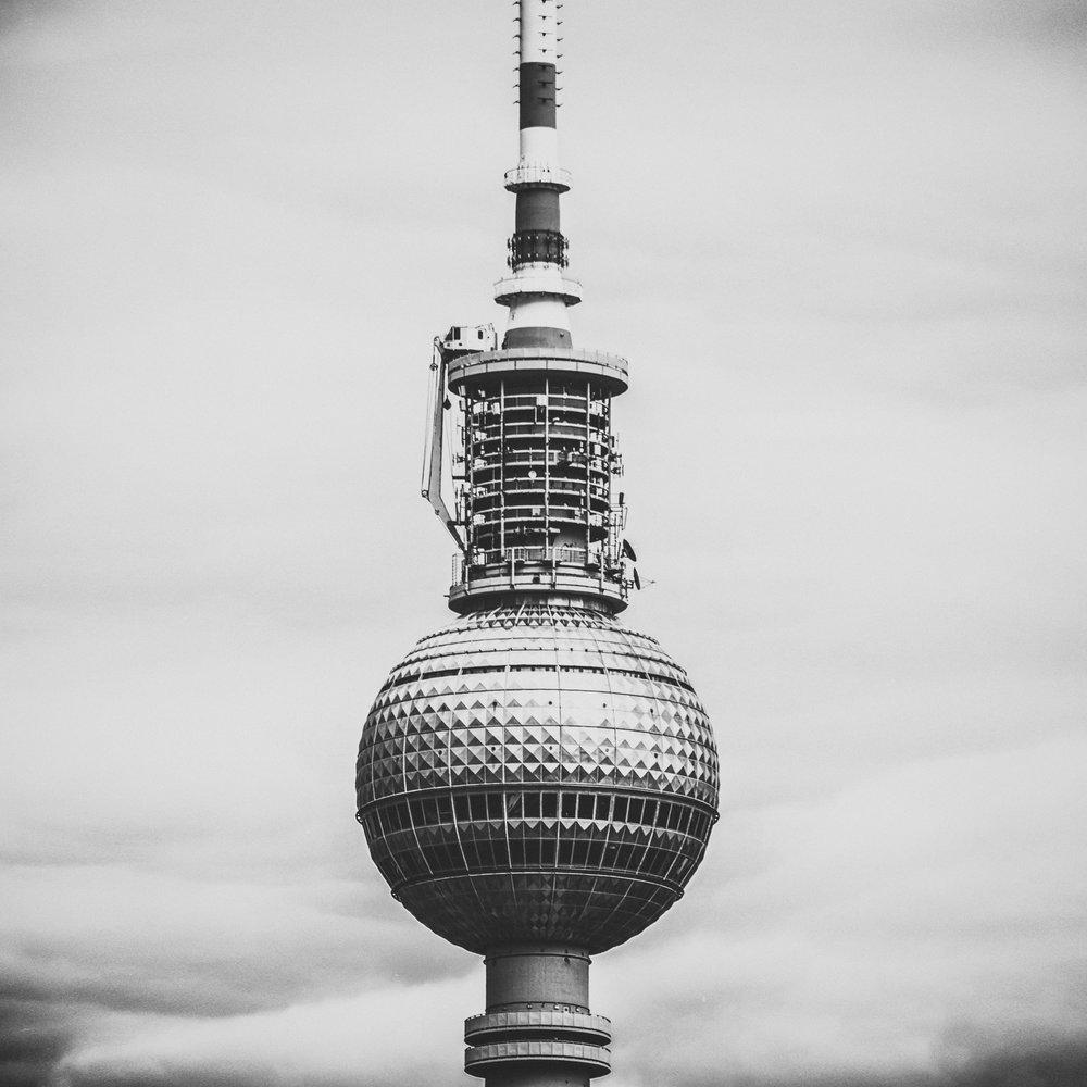 Fernsehturm - Berlin (DE)