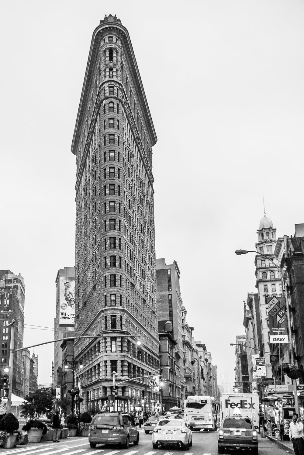 Flat Iron Building - NYC (US)