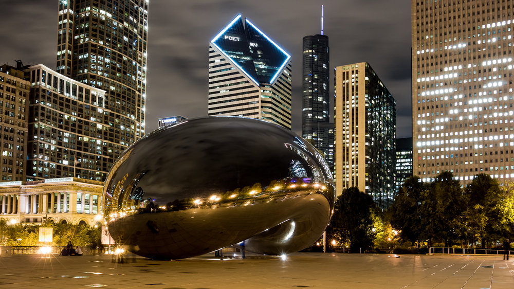 Cloud Gate - Chicago (US)