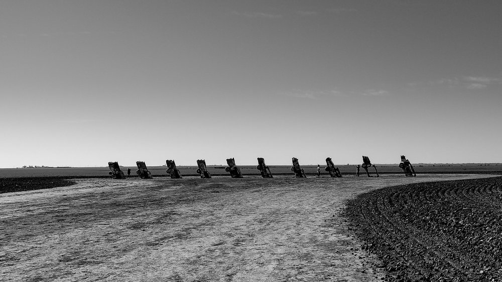 Cadillac Ranch - Amarillo (US)