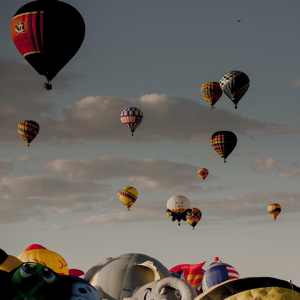 Baloon Fiesta - Albuquerque (US)