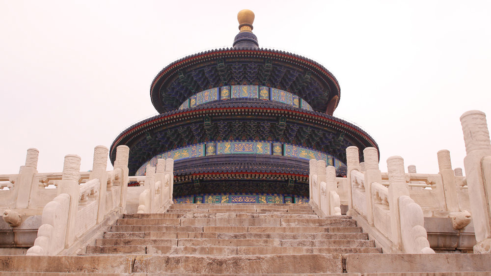 Temple of Heaven - Beijing (CN)