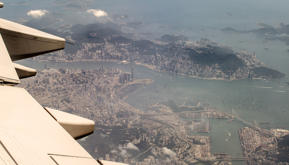 Ariel View - Hong Kong (CN)