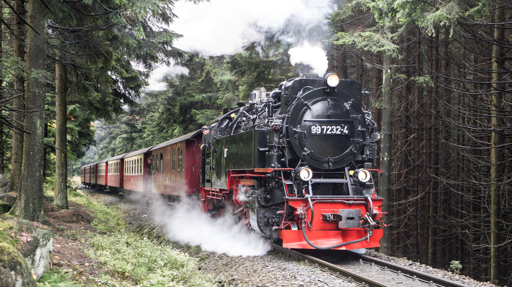 Brockenbahn - Harz Mountains (DE)