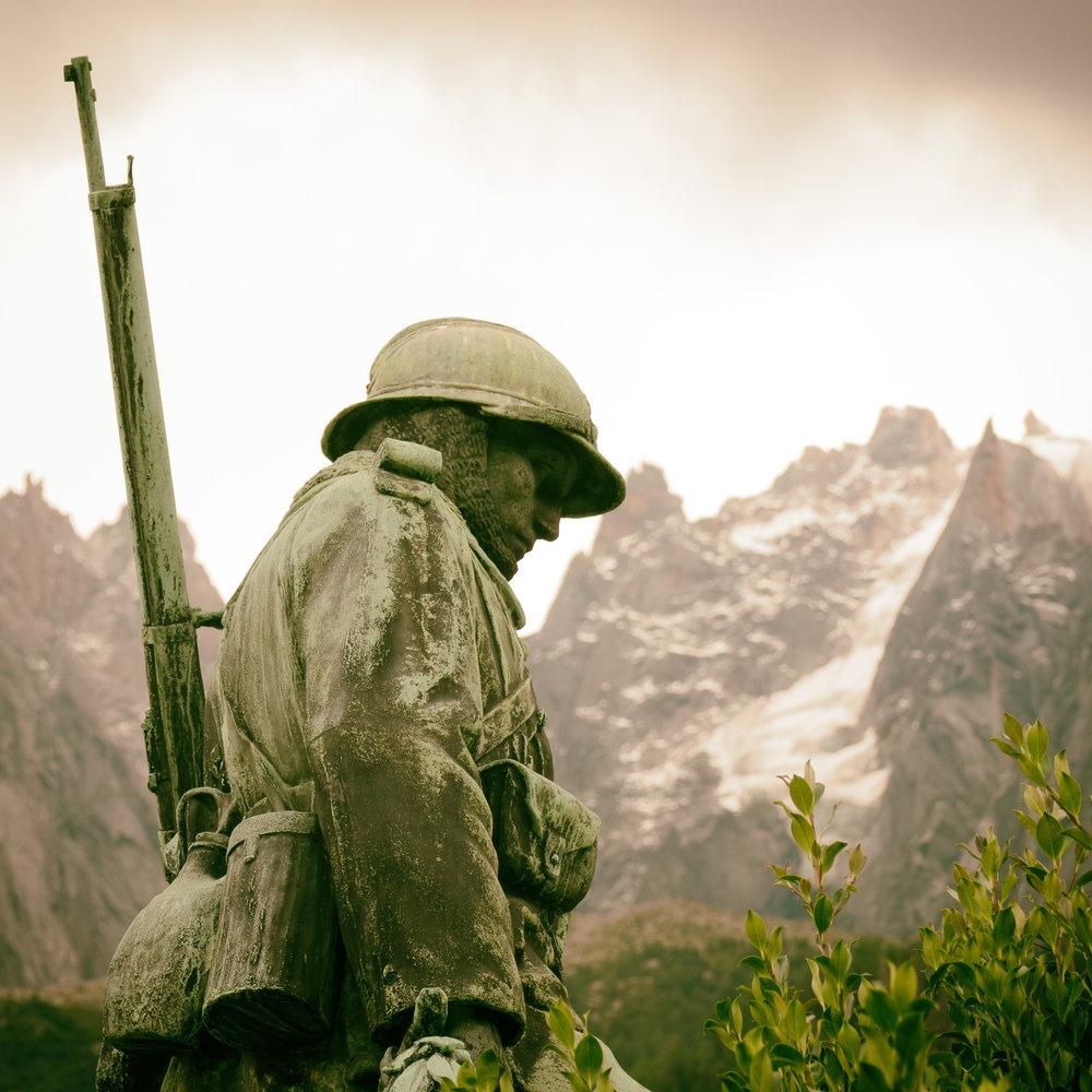Memorial - Chamonix (FR)