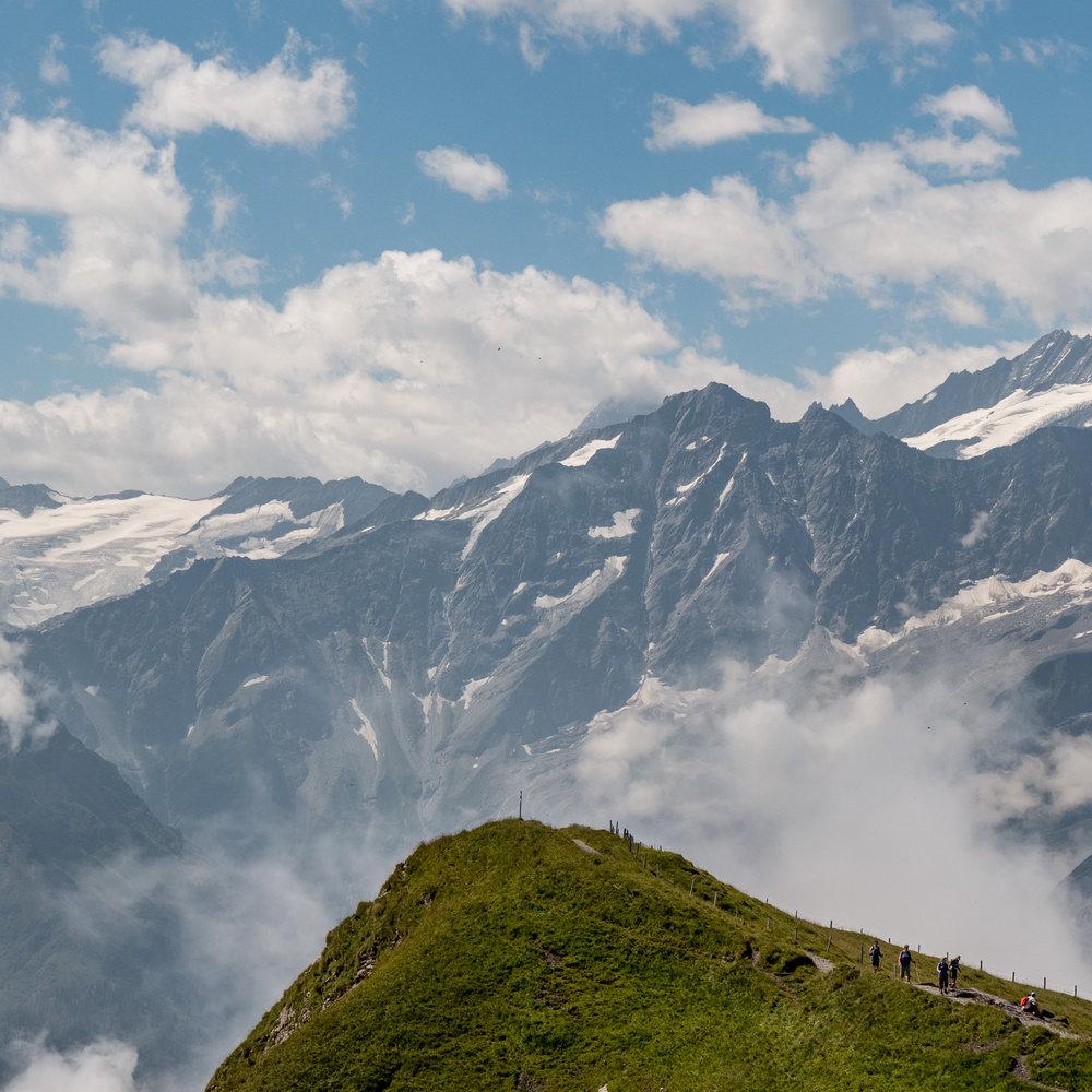 Uri Alps - Meiringen (CH)