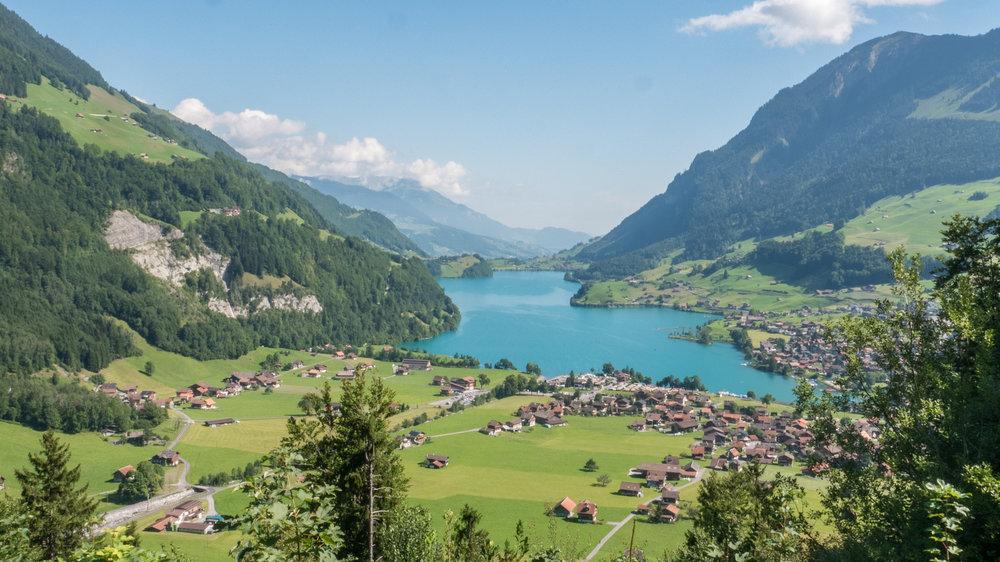 Lungerersee - Obwalden (CH)