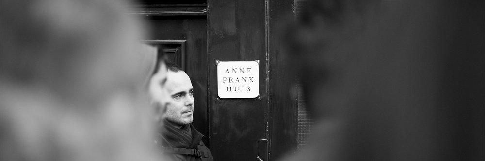 Anne Frank - Amsterdam (NL)