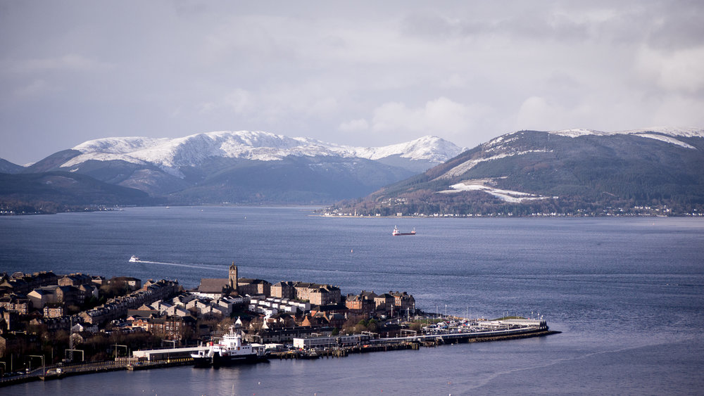 Gateway to the Highlands - Inverclyde (UK)