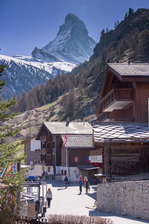 Matterhorn . Zermatt (CH)