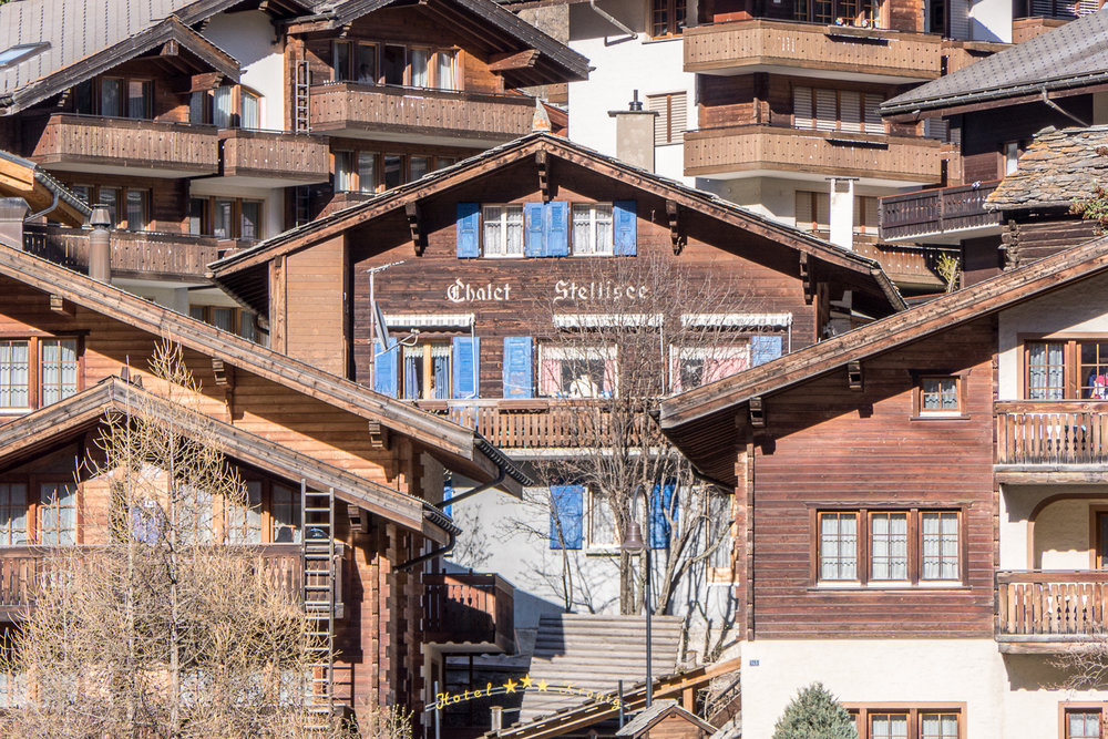 Le Chalet - Zermatt (CH)