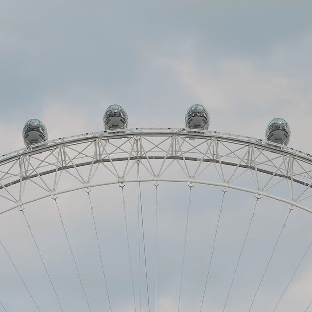 A couple of hours to kill before my flight - time to be a tourist...... #thecurehydepark #thecure  #bsthydepark #london #tourist  #thelondoneye #bikewheel?