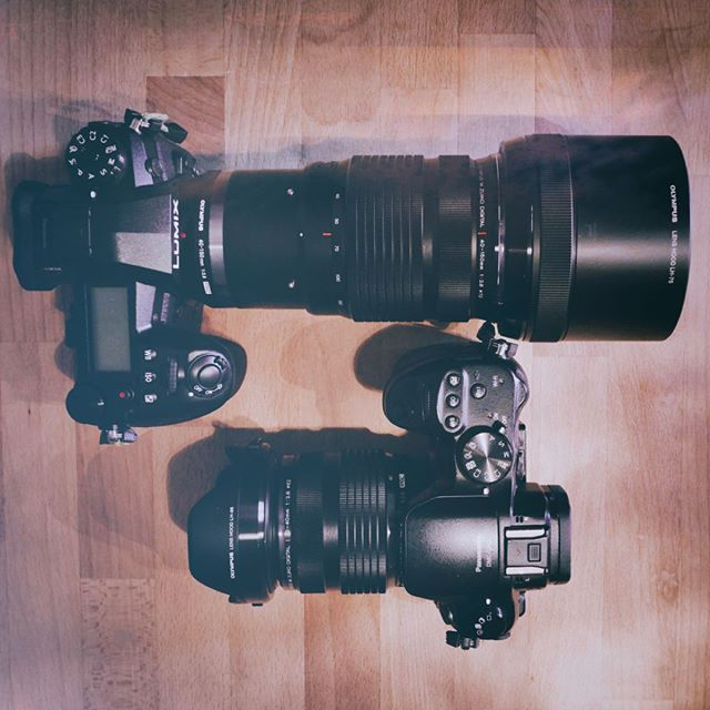 My Canon FF cameras were getting too heavy to lug up and down mountains so they had to go........welcome to the new family!!! #backwhereitbegan #panasonic #panasoniclumix #panasoniclumixg9 #m43 #microfourthirds #olympus #olympuslenses
