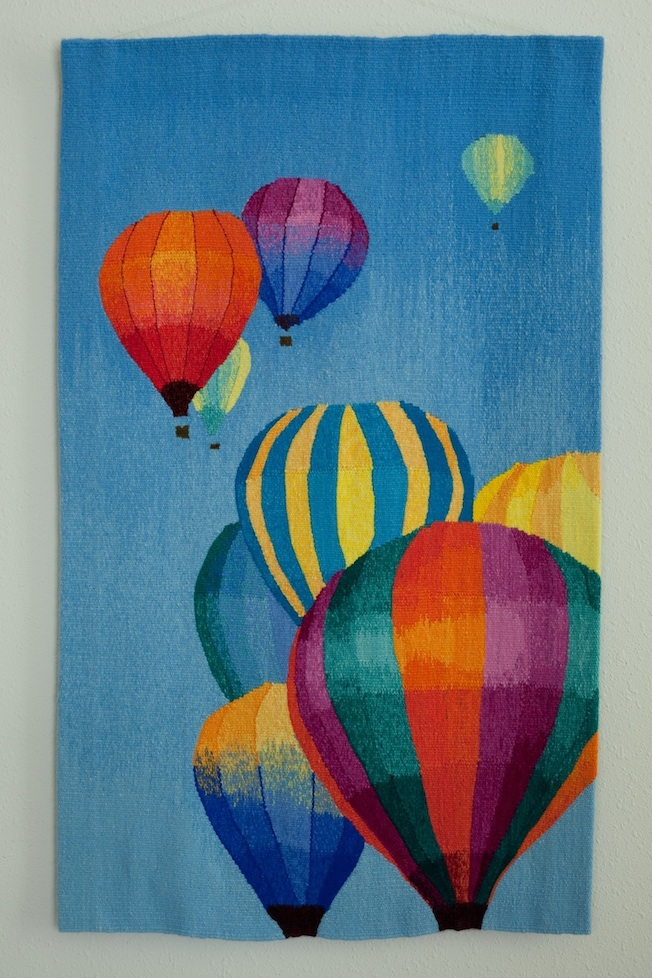 Balloons by Cindy Dworzak