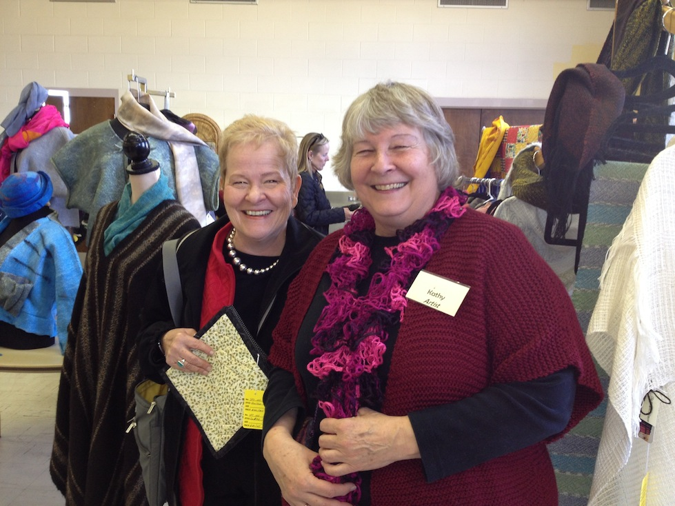 EVFAC Fall Fiber Fiesta, November 2014