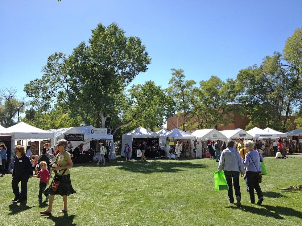 Taos Wool Festival, August 2014