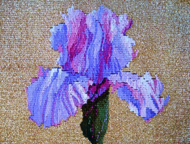 Iris III by Letty Roller