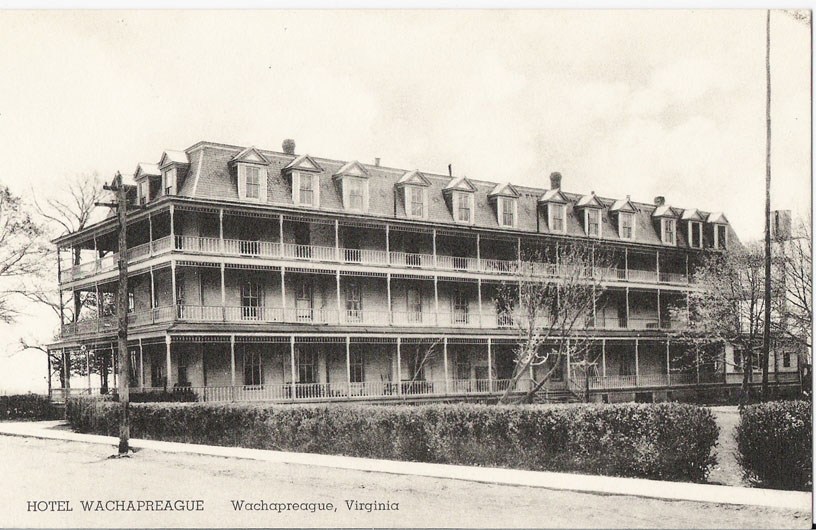 Old Wachapreague Hotel