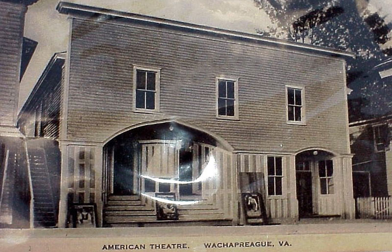 Movie House 1918