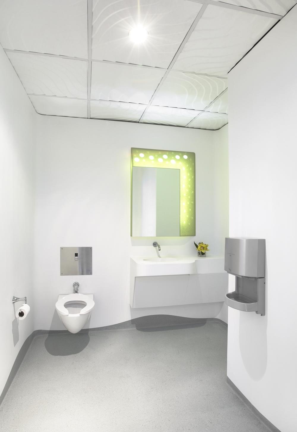 Healthcare Bathroom