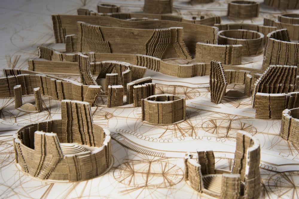 alluvian ecospheres model