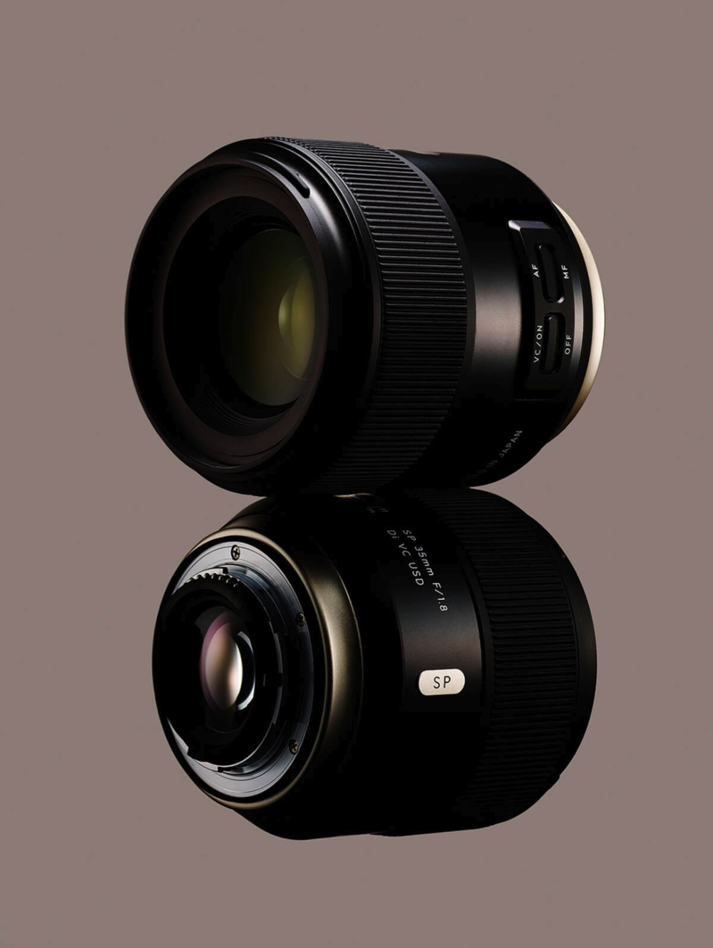 TAMRON New SP Series