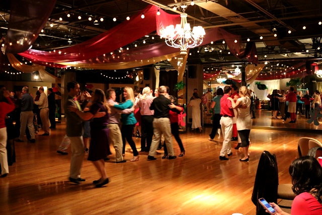 kansas city ballroom dance candy land party