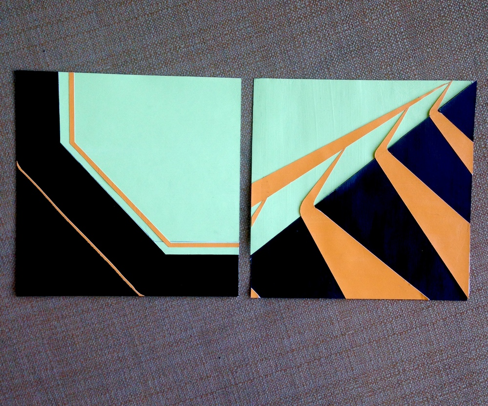Original Modern 1 and 2 | Tannie Smith