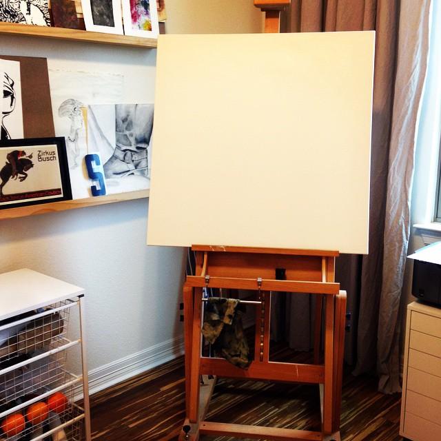 Blank canvas | Tannie Smith