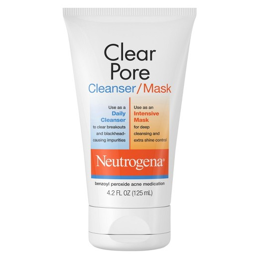 Clear Pore Mask and Cleanser