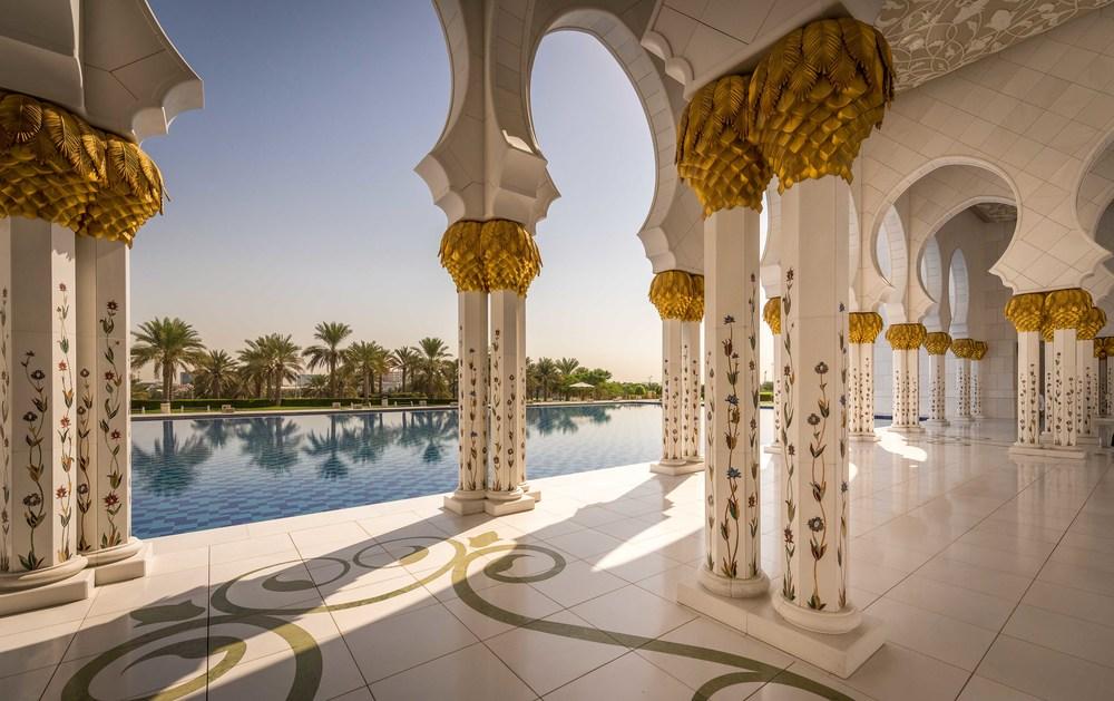 Sheikh Zayed Great Mosque - Abu Dhabi
