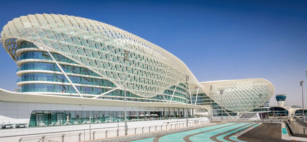Viceroy Hotel, Yas Marina F1 - Abu Dhabi