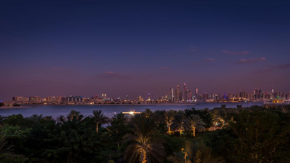 Dubai Skyline - Dubai