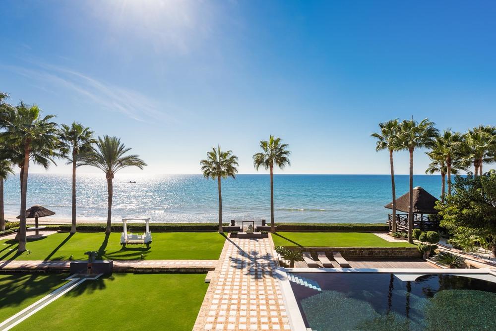 Luxury Villa - Los Monteros Playa, Marbella