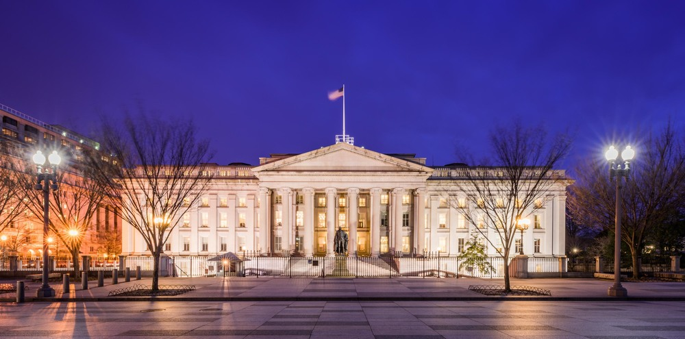 Department of The Treasury, Washington DC - USA