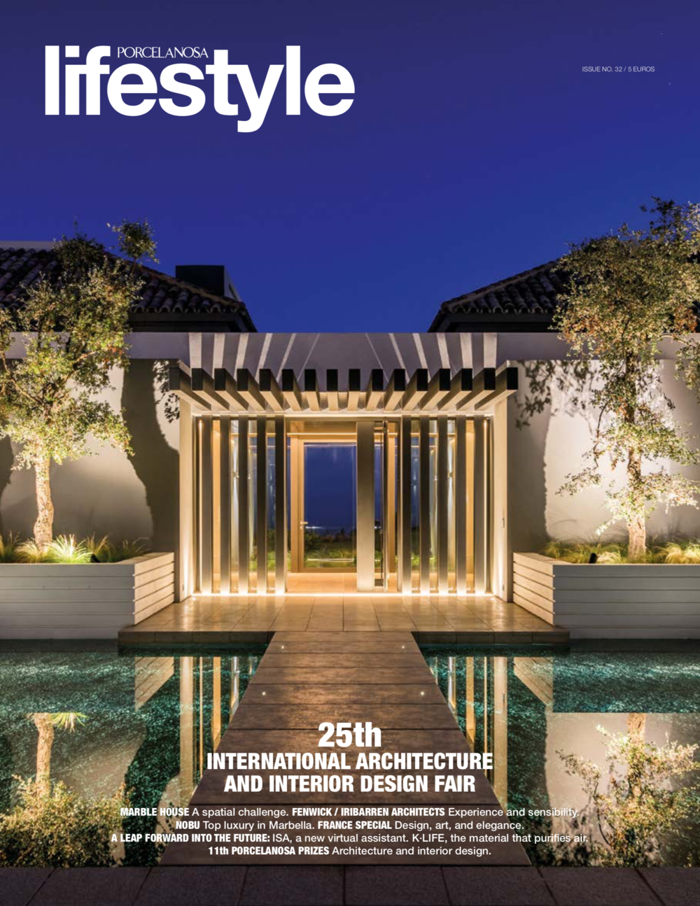 Porcelanosa Lifestyle Worlwide Magazine