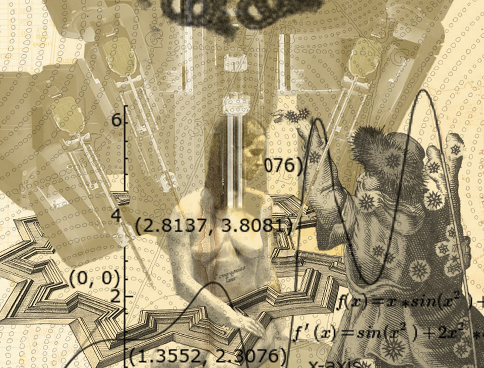 "Universal Capital (detail), archival pigment print, 24"" x 13.5"", 2015"