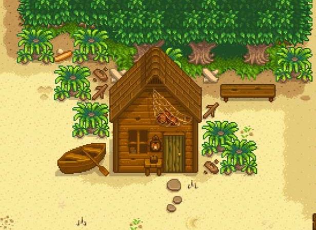 Elliot's Beach House by ConcernedApe