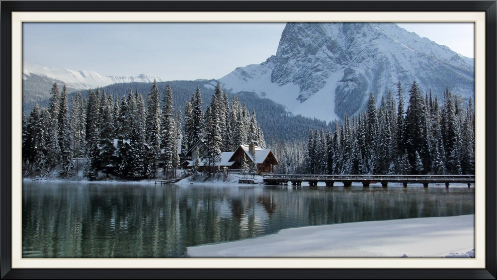 Emerald Lake Lodge, BC