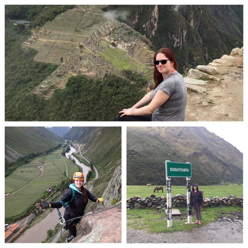 Gabrielle MacDonald - Lima, Cusco, Machu Picchu, Sacred Valley