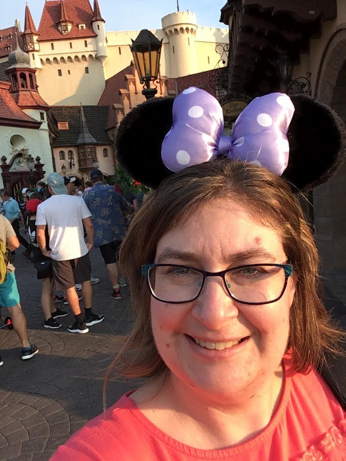 Amy Dempsey - Walt Disney World