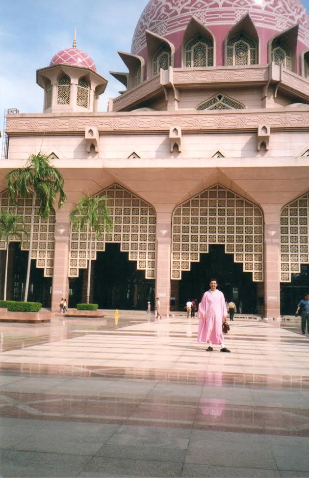 Adel Bittar -Putra Mosque,Kuala Lumpur -Malaysia