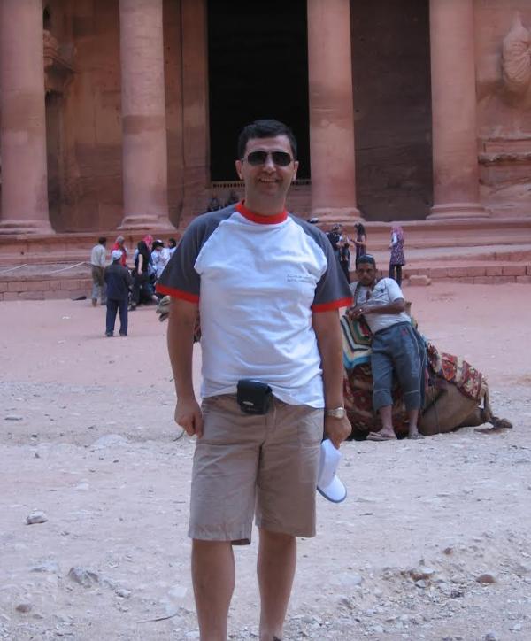 Adel Bittar - Petra, Jordan