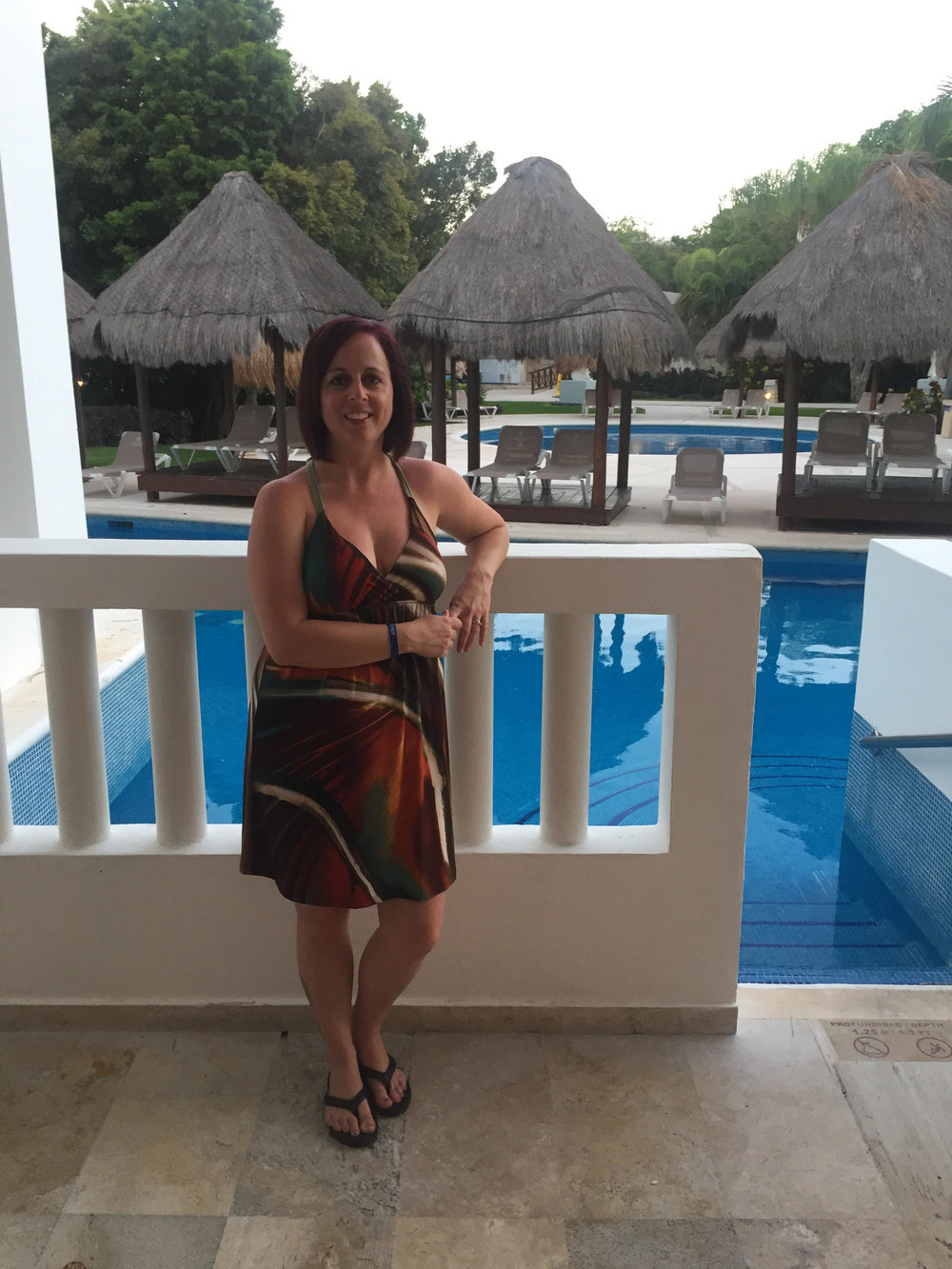 Angeline Kaupp - Grand Riviera Princess in Riviera Maya