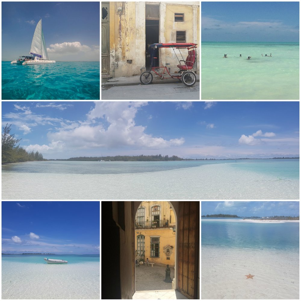 Michelle Gammond - Sailing Cuba with G Adventures