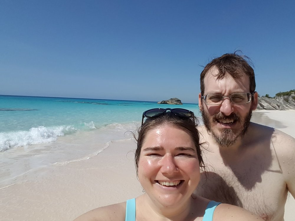 Ange Fuller - Horseshoe Bay, Bermuda