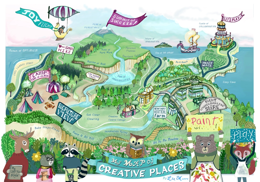 CreativePlacesMap